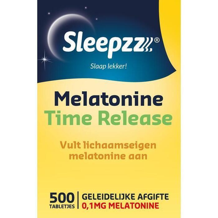 Melatonine Time Release (500 × 22g)
