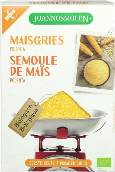 Bioculinair polenta (350g)