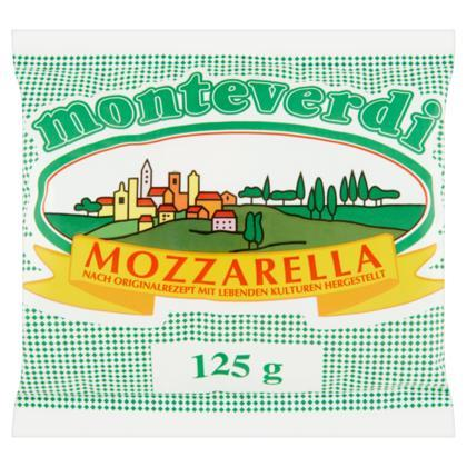 Mozzarella (zak, 400g)