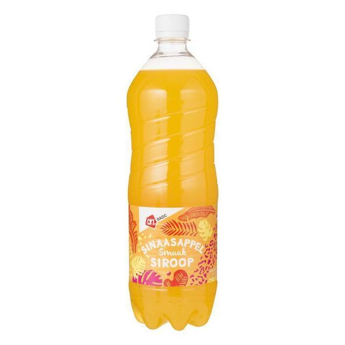 Syrup Orange (fles, 1L)