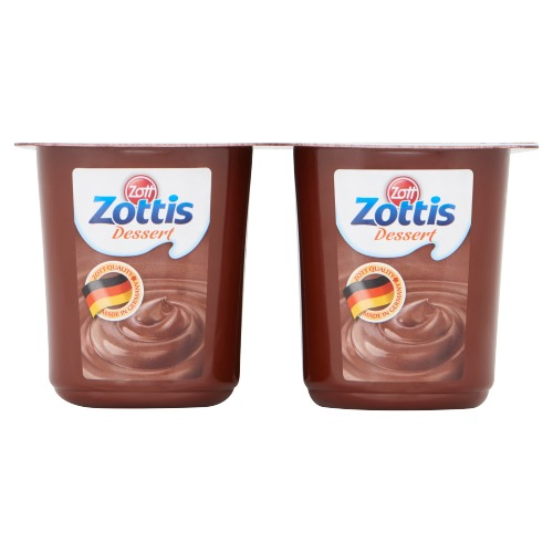 Zottis Chocolade Dessert (kuipje, 460g)