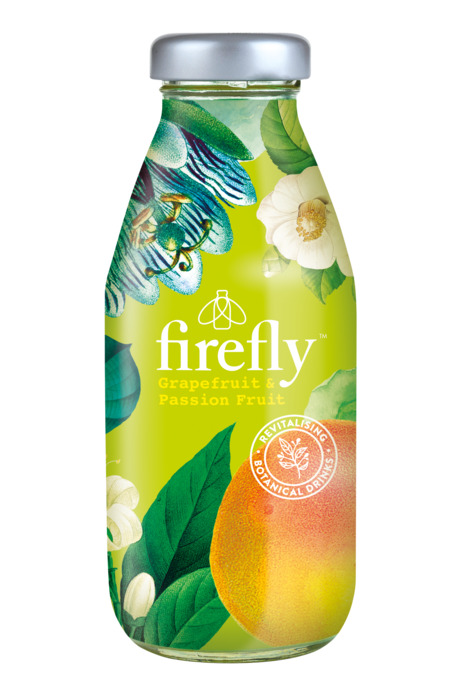 FireFly Grapefruit Passionfruit 330ml (33cl)