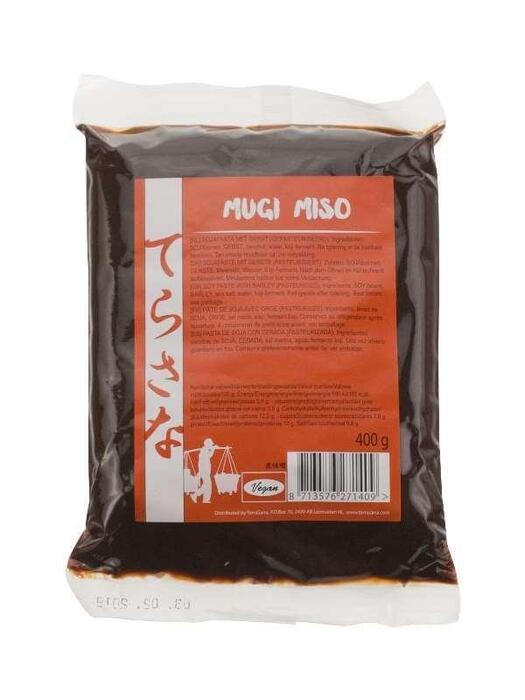 Mugi miso (gerst) TerraSana 400g (400g)