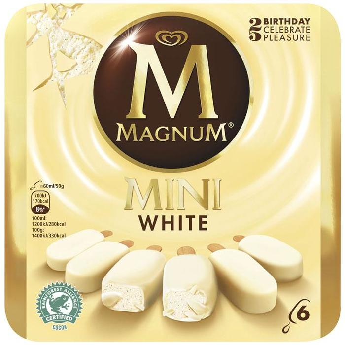 Magnum Mini White (6 × 36cl)