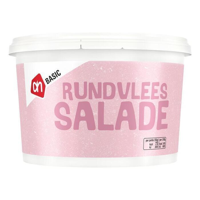 AH BASIC Rundvleessalade (1kg)