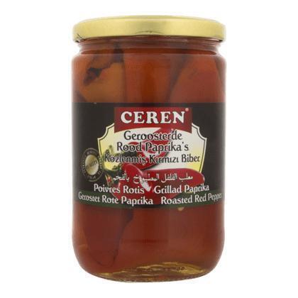 Ceren Geroosterde paprika's (0.65L)