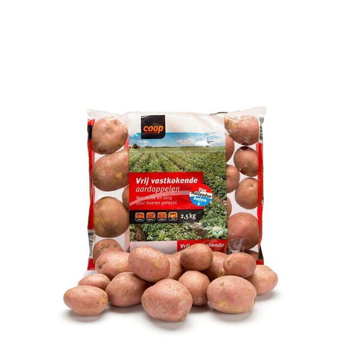 Vrij vastkokende aardappelen (2.5kg)