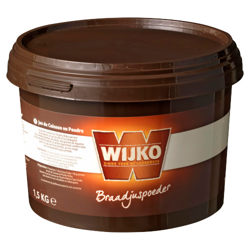 Wijko Braadjuspoeder 1,5 kg (1.5kg)