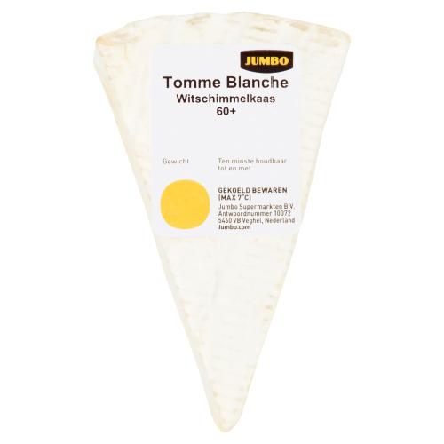 Jumbo Tomme Blanche Witschimmelkaas 60+ 106 g (106g)