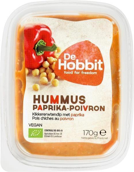 Hummus paprika (170g)