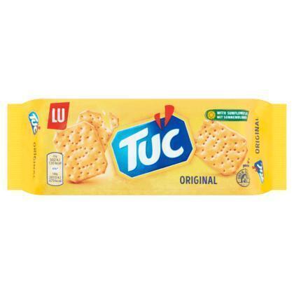 Tuc Crackers Original Zoutjes 100 g (Stuk, 100g)