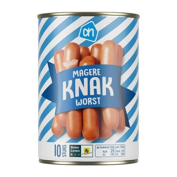 AH Magere knakworst (400g)
