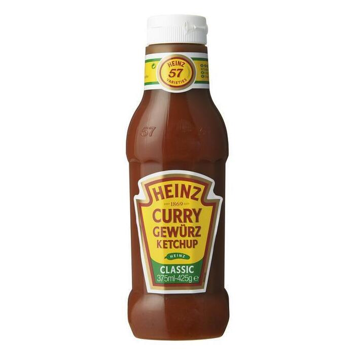 Curry Ketchup Classic (tube, 37.5cl)