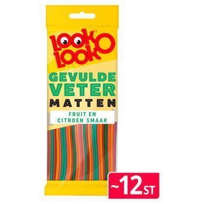 Look-O-Look Gevulde vetermat (12 × 115g)