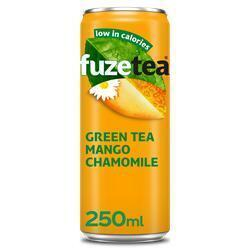 Ice tea groene thee mango kamille (250g)