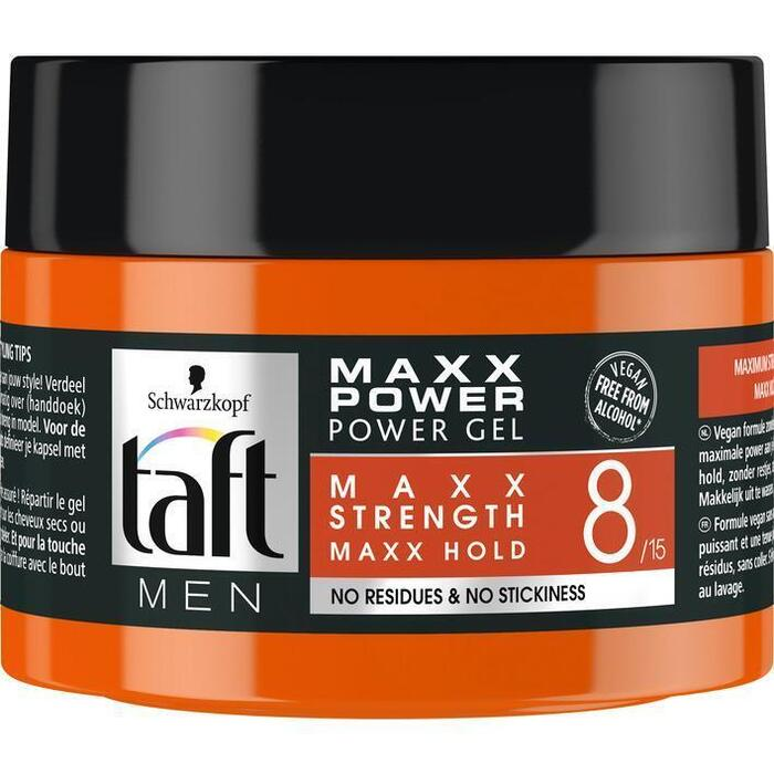 Taft Power gel maxx power (250ml)