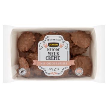 Jumbo Melody Melk Crème 180 g (180g)