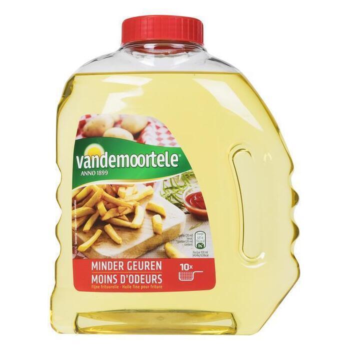 Frituurolie minder geuren (2L)