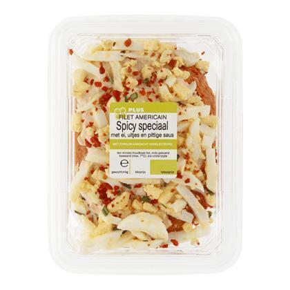 Filet Americain spicy speciaal (175g)