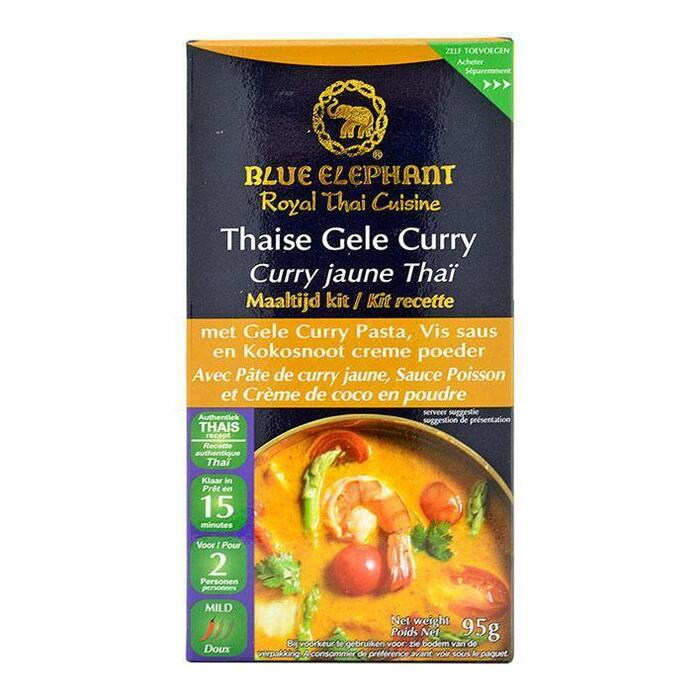 Thaise Gele Curry (95g)
