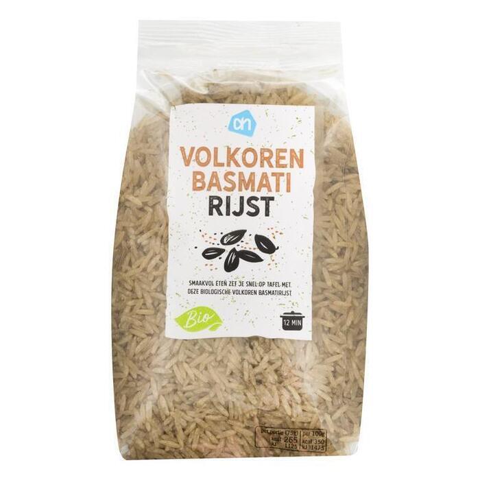 AH Biologisch Volkoren basmati rijst (400g)