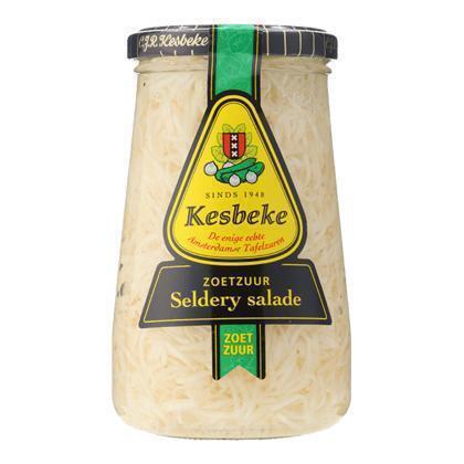 Kesbeke Selderysalade (33cl)