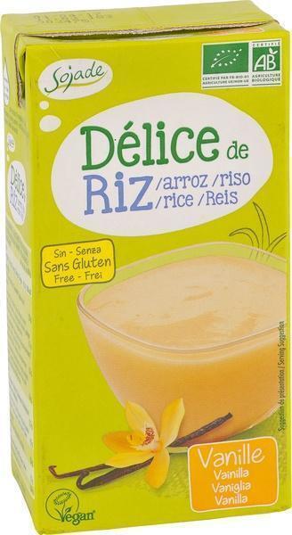 Rijstdessert vanille (tetra) (530g)