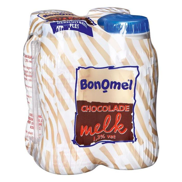 Chocolade Melk (plastic fles, 4 × 200ml)