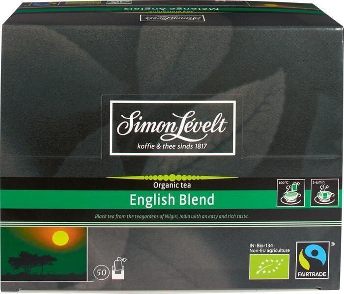 Engelse melange 1 kops (builtje, 50 × 87.5g)