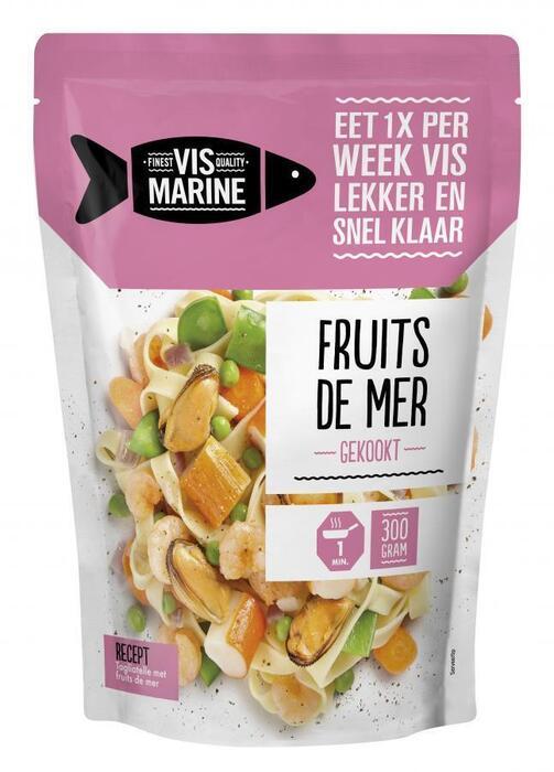 Vismarine Fruit de mer (300g)