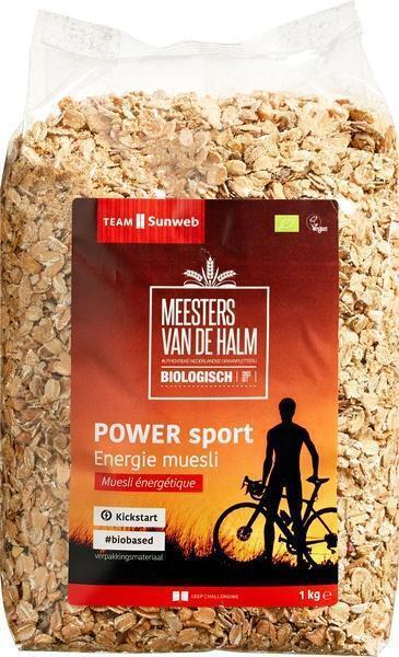 Sport muesli power energie (1kg)