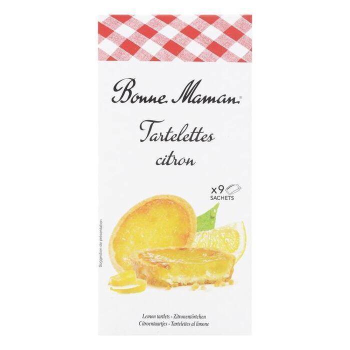 Tartelettes citron (125g)