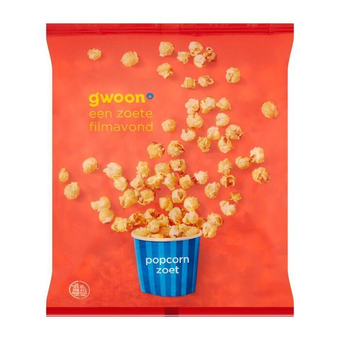 Popcorn zoet (175g)