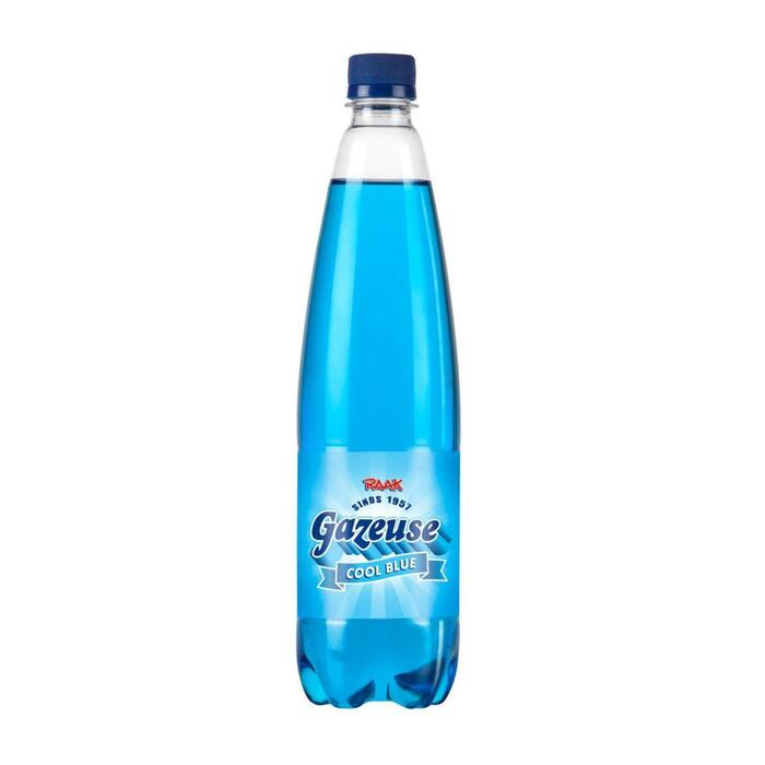 Gazeuse Cool Blue (petfles, 0.75L)