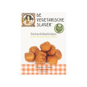 Vegetarische Slager Snackballetjes (170g)