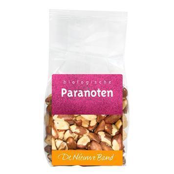 De Nieuwe Band, Paranoten (zak, 200g)