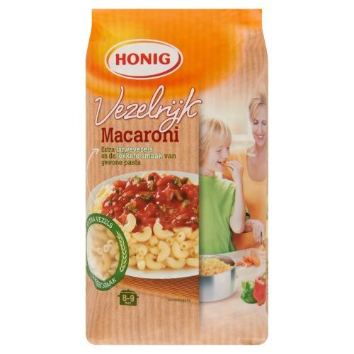 Honig Vezelrijk Macaroni (500g)