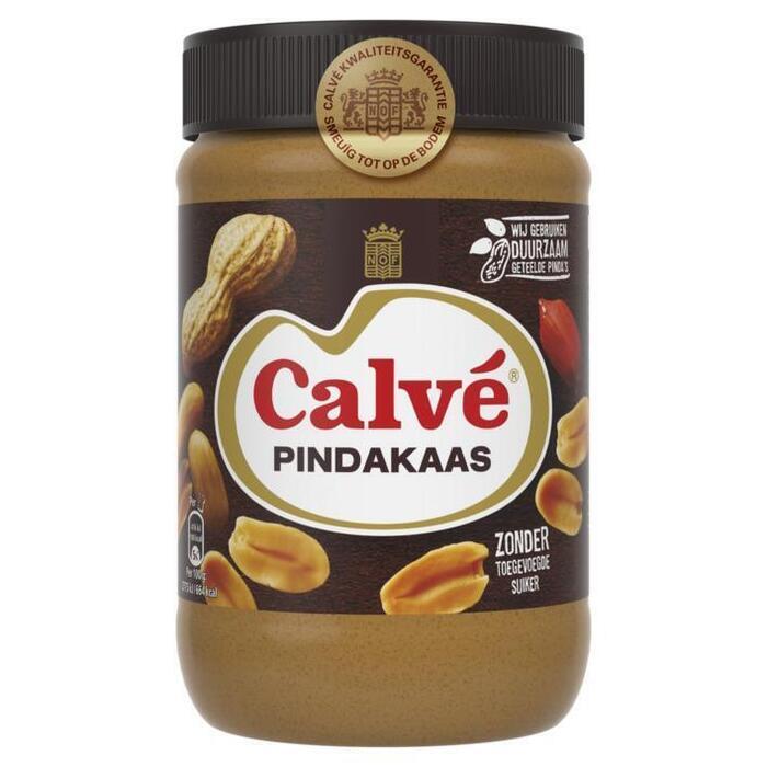 Calve Pindakaas (650g)