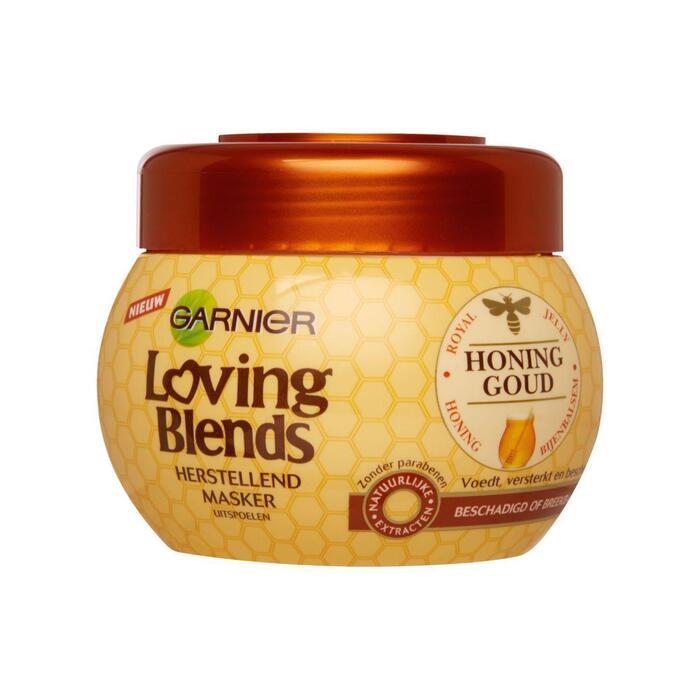 Garnier Loving Blends honing goud masker (30cl)
