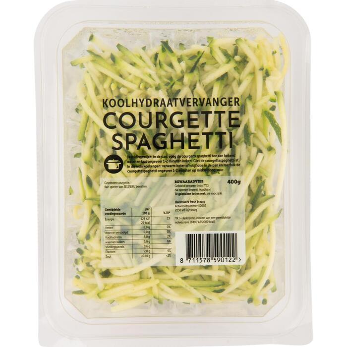 Courgette spaghetti (400g)