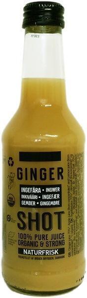 Ginger shot original (250ml)