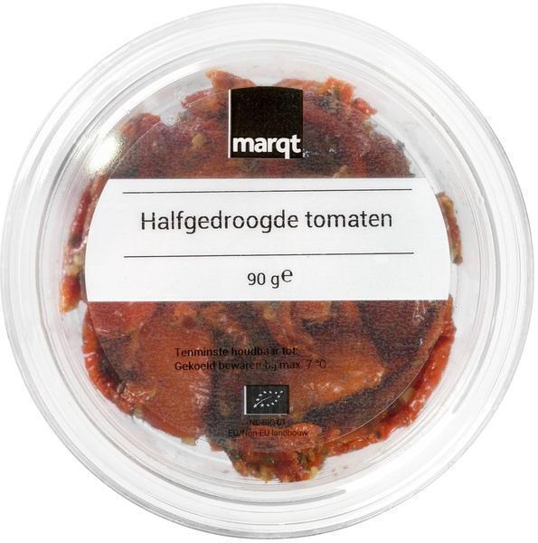 Half gedroogde tomaten (90g)