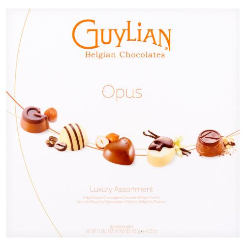 Guylian Opus Luxury Assortment Gevulde Belgische Chocolaatjes 180 g (180g)