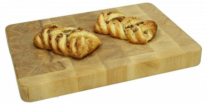 Korengoud Pecannoten broodje