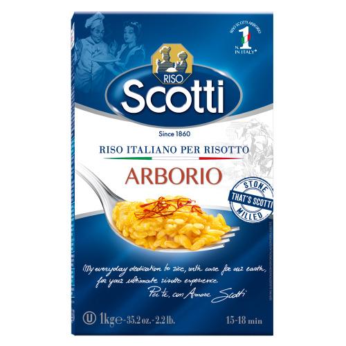Riso Scotti Arborio 1 kg (1kg)