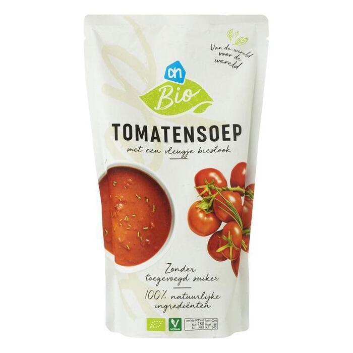 Biologische tomatensoep (zak, 0.57L)