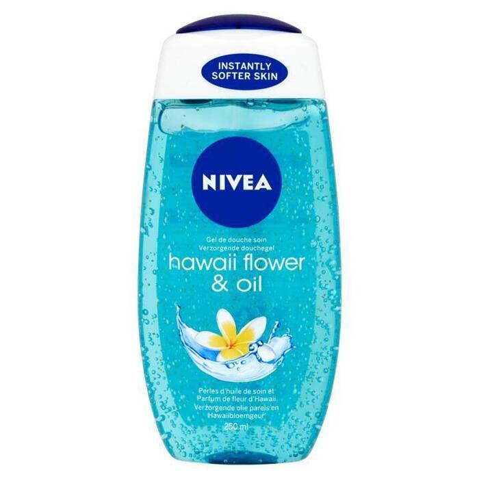 Nivea Hawaii Flower & Oil Douchegel 250Ml (Stuk, 250ml)