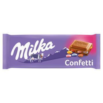 Milka Confetti (Stuk, 100g)