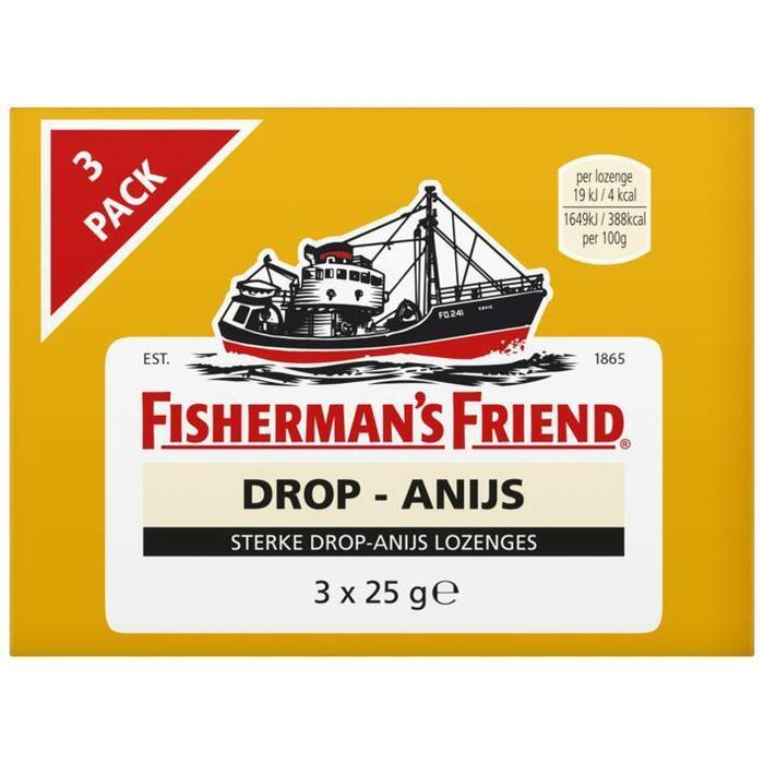 Fisherman's Friend Drop anijs (75g)