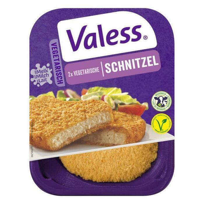 Valess Vegetarische schnitzel (2 × 90g)